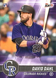 topps bunt 2017 cards