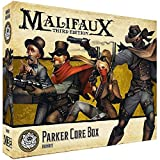 Malifaux 3rd Edition: Parker Core Box