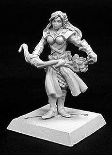 Warlord Lorielle Silverrain FemaleElf Archer RPR 14058 by Reaper