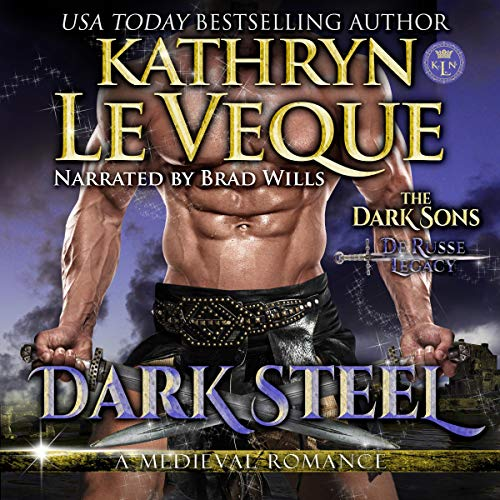 Dark Steel audiobook cover art
