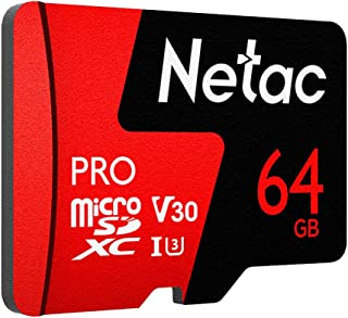 64G Micro SD Memory Card UHS-I U3 V30 Pro High Speed Micro SDXC TF Card