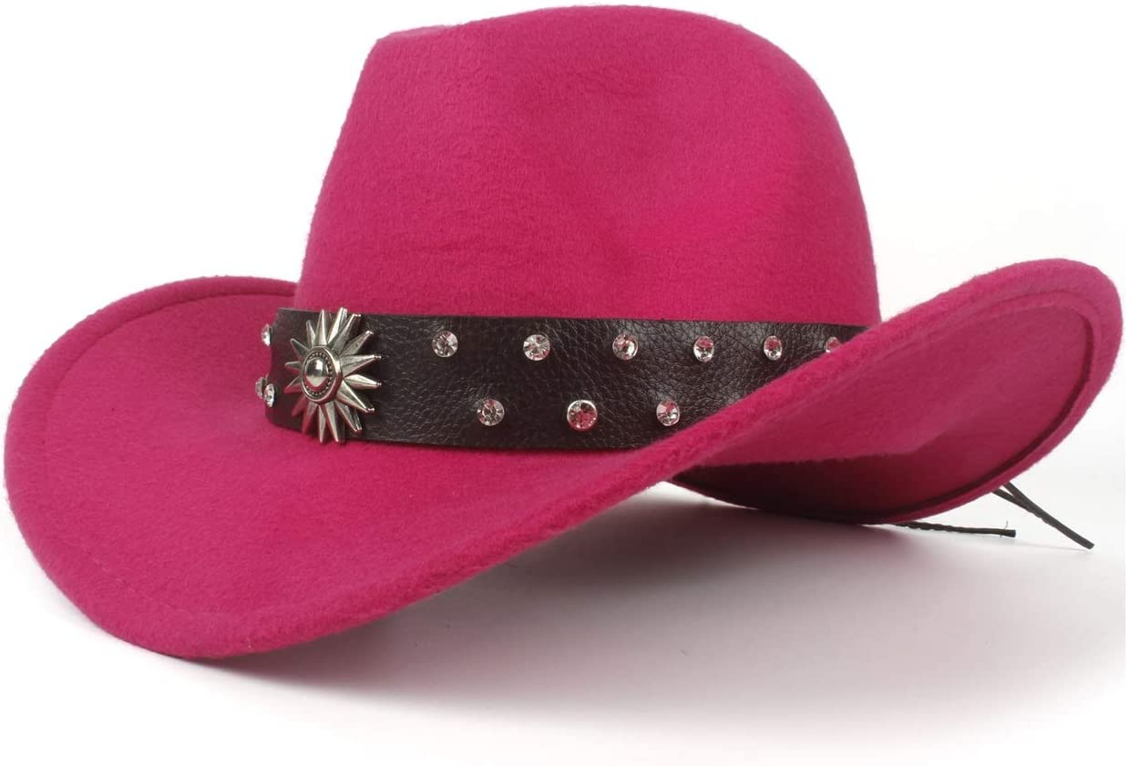 HHHCM-US Fashion Men and Women's Western for Gentlema Cowboy Ultra-Cheap cheap Deals Hat