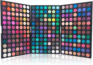 Pure Vie® Professional 252 Colors EyeShadow Palette Makeup Contouring Kit - Ideal for Professional as well as Personal Use