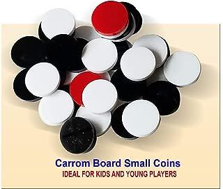 Carrom Board Disks Plastic Acrylic Coins