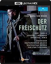 Weber: Der Freischutz 4K Ultra HD [Blu-ray]