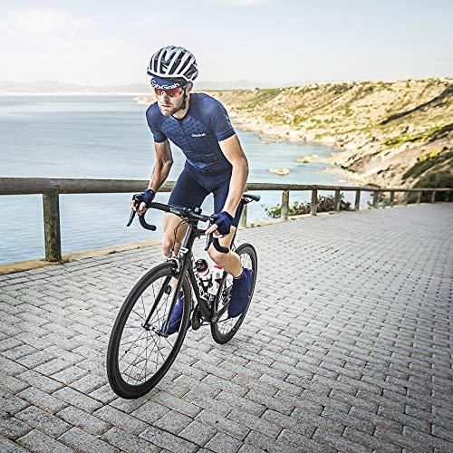 GripGrab Radsport Classic Cycling Radmütze Headwear, Navy Blau, OneSize - 5