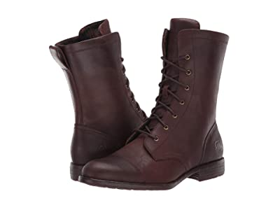 Born Neon (Dark Brown Full Grain Leather) Women