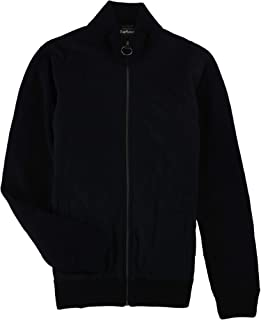 Mens Quilted Knit Jacket