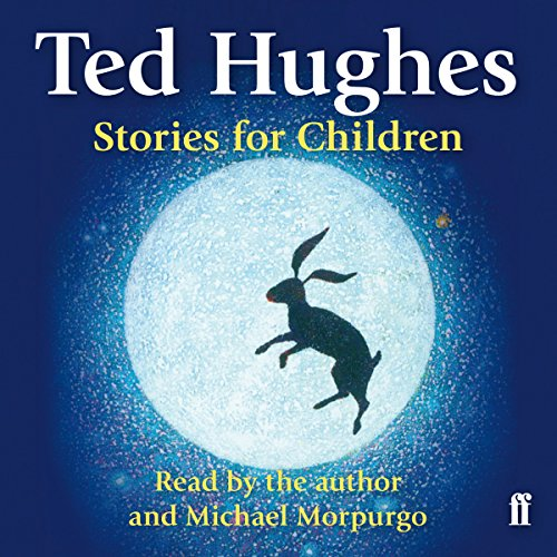 Ted Hughes Stories for Children audiobook cover art