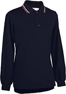 Adams USA Smitty Major League Style Long Sleeve Umpire Shirt with Front Chest Pocket