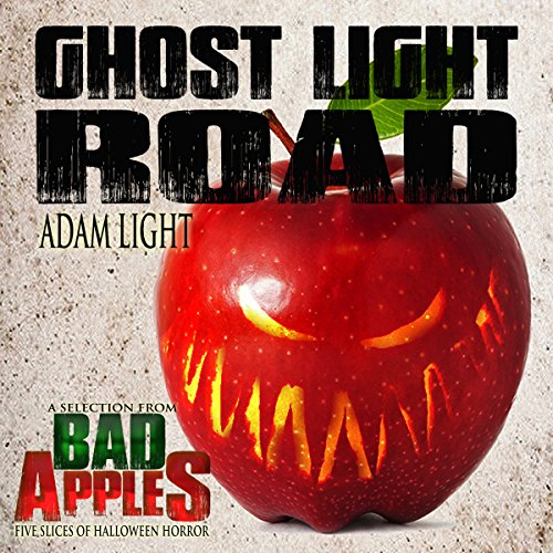 Ghost Light Road audiobook cover art