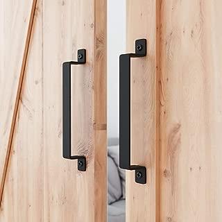 Best wooden barn door handles Reviews