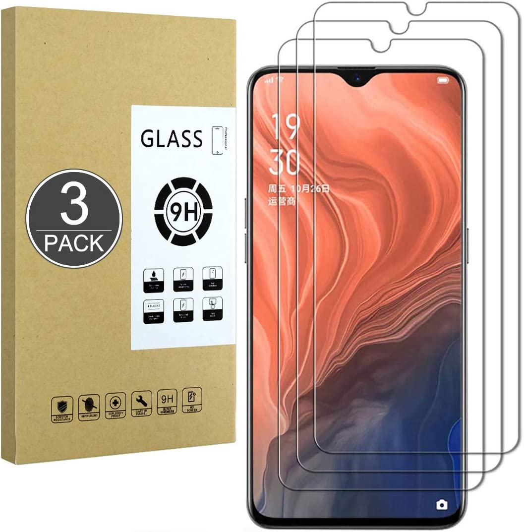 E-Hamii HD Crystal Clear 0.33mm Screen Protector for OPPO Find X2 ...