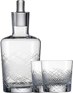 Schott Zwiesel 1872 118703 Tribute COMETE Kristall Whisky Klarglas 25 x 11,1 x 25 cm, 3 Stück