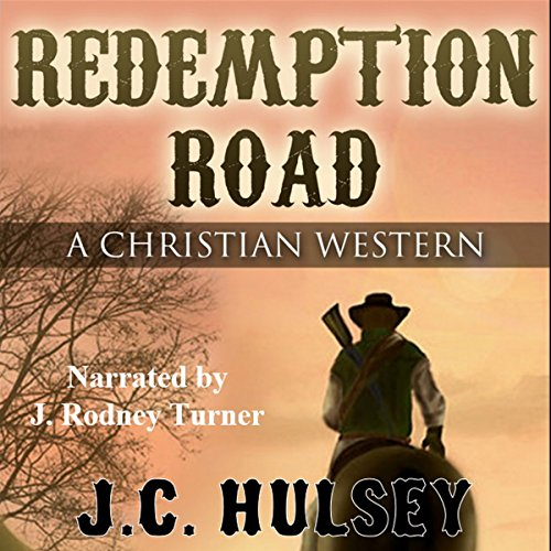 Redemption Road: A Christian Western audiobook cover art