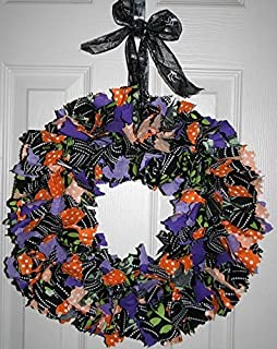 Not Just For Halloween wreath