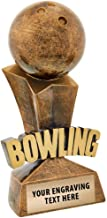 Crown Awards Bowling Trophy   5 1/2