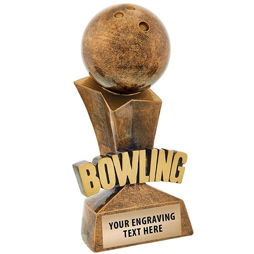 Crown Awards Bowling Trophy | 5 1/2