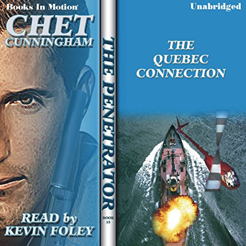 The Quebec Connection audiobook cover art