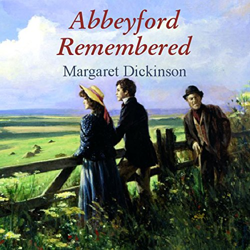 Abbeyford Remembered  audiobook cover art