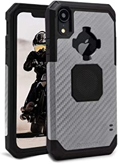 Rokform Rugged [iPhone XR] Military Grade Magnetic Protective Case with Twist Lock- Gun Metal