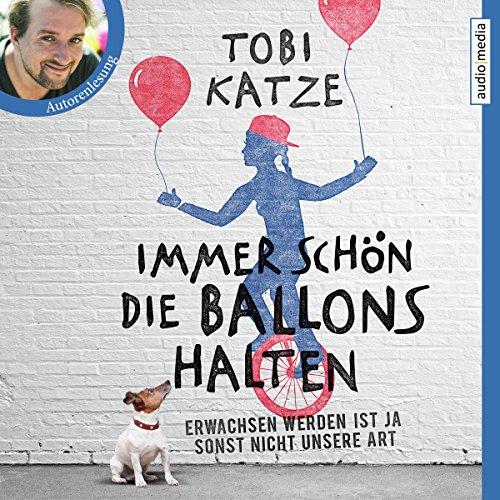 Immer schön die Ballons halten Titelbild