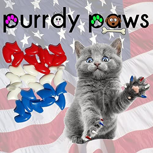 Purrdy Paws Soft Nail New products world's highest quality popular Caps for Claws Awesome 5% OFF Combos Cat