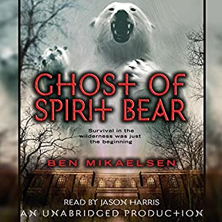 Ghost of Spirit Bear audiobook cover art