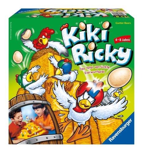 Ravensburger 21808 - Kiki Ricky