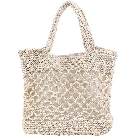 TENDYCOCO Umhängetasche Handtasche Baumwolle handgefertigt mit großem Fassungsvermögen