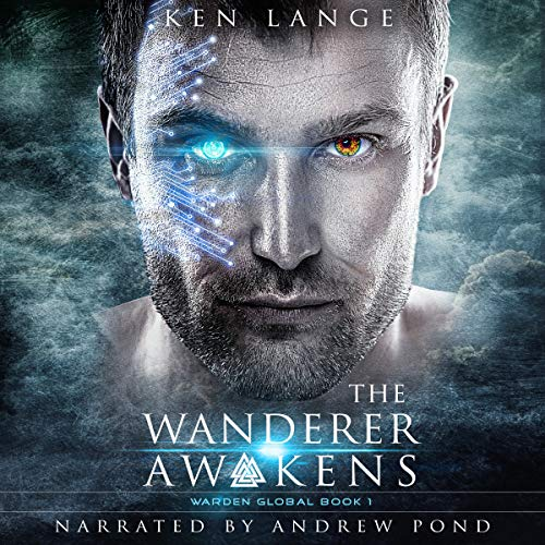 The Wanderer Awakens audiobook cover art