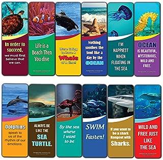 positivi - Segnalibri intelligenti incredibili colorati confezione da 12 7 x 2 - Segnalibri intelligenti Segnalibri per bambini Segnalibri per bambini allegri confezione da 12