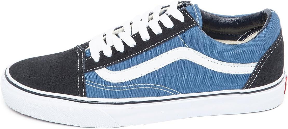 Vans - Chaussures, de Toile - U Old Skool Navy