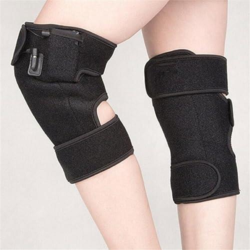 ELEGENCE-Z Réchauffeurs de genou rechargeable infrarouge lointain chaleur et thérapie de chaleur Meilleur soulagement de la douleur de genou cadeaux haut de gamme
