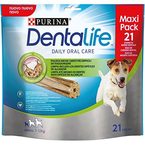 Purina Dentalife, Golosina Dental para Perro Pequeño, 345 g
