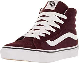 07f6d5417 Vans Unisex Sk8-Hi Slim Women s Skate Shoe