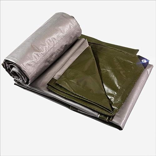 ZHULIAN Toile imperméable, bache de Prougeection Solaire, étanche à la poussière, à la poussière, à l'usure, klaxon d'emballage