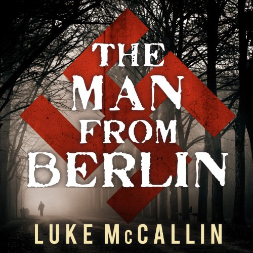The Man from Berlin audiobook cover art