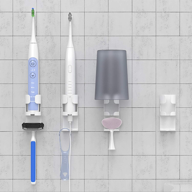 Toothbrush Razor Holder for Shower Wall Mount Adhesive outlet Elegant Hanging