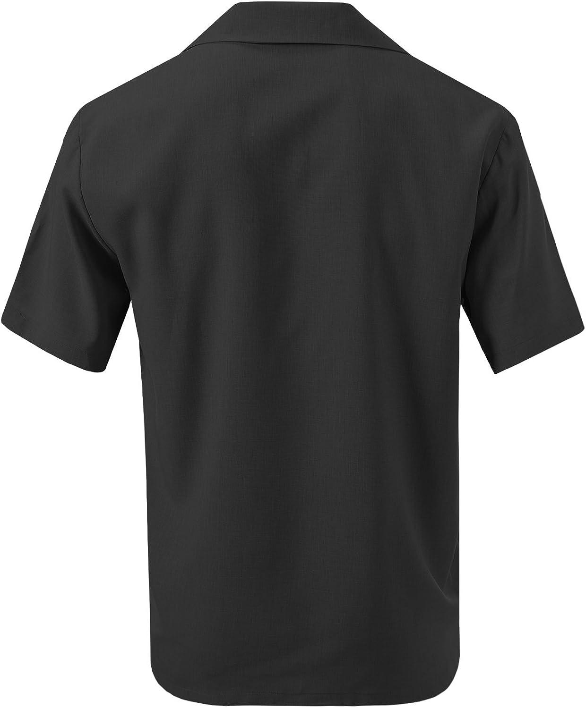 7 Encounter Men's Camp Dress Shirt