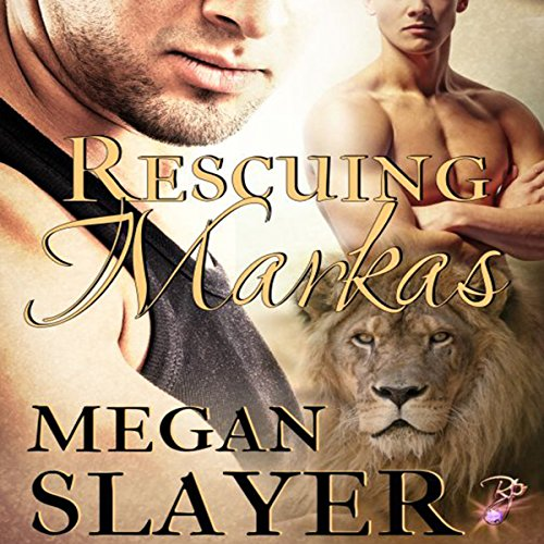 Rescuing Markas audiobook cover art