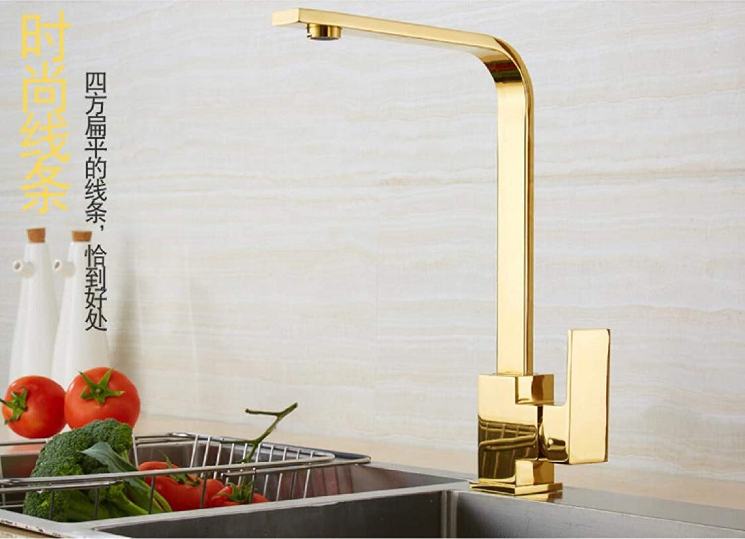 Kitchen Tap Simple redary Kitchen Sink Hot and Cold Kitchen Taps Kitchen Sink Mixer Taps Basin Tap