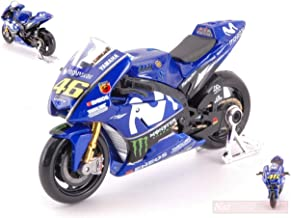 Newray Modellino Diecast 1:12 Moto Yamaha YZF R1 43103I