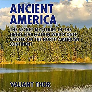Ancient America audiobook cover art