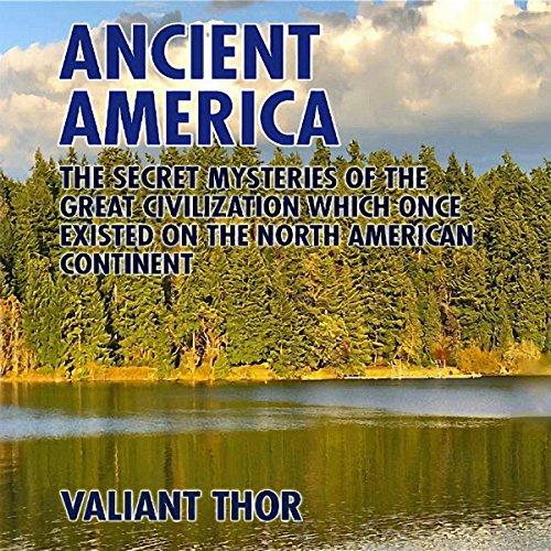 Ancient America audiobook cover art