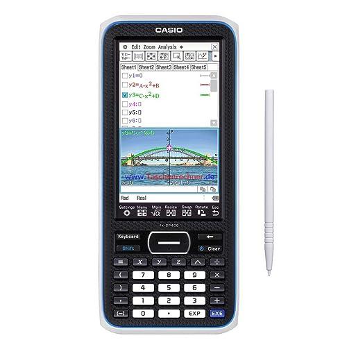 Casio Classpad II FX-CP400 Calculatrice Graphique