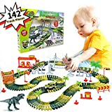 Gifts for 3 5 6 8 Year Old Boy Seckton Dinosaur Toys Flexible