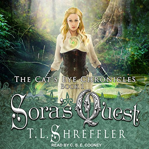 Sora's Quest audiobook cover art