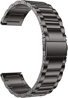 Ldfas Compatible For Fossil 22mm Band