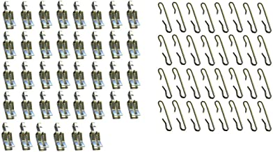 Easy Heat - CKS-12 Roof Clips and Cable Spacers 35 Count (5 Pack)